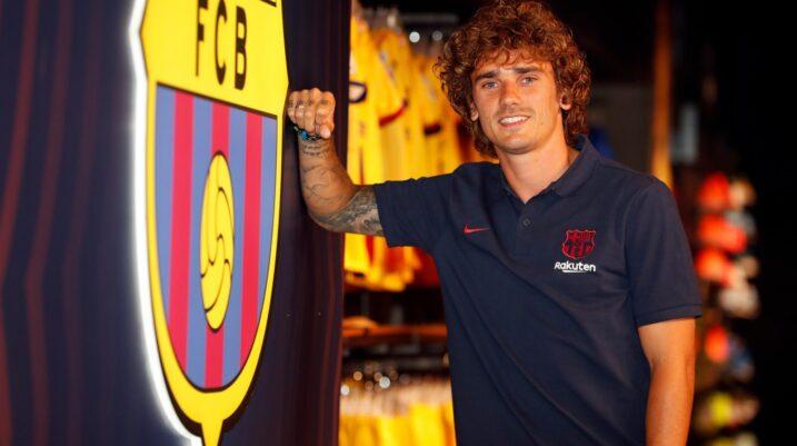 Griezmann mbërrin në Barcelonë, jep një mesazh për tifozët katalunas