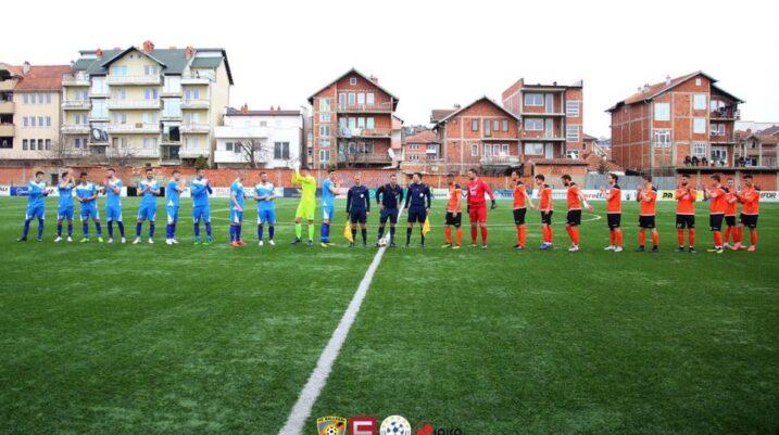 Nesër ndeshje miqësore, FC Ballkani ndaj FC Llapit