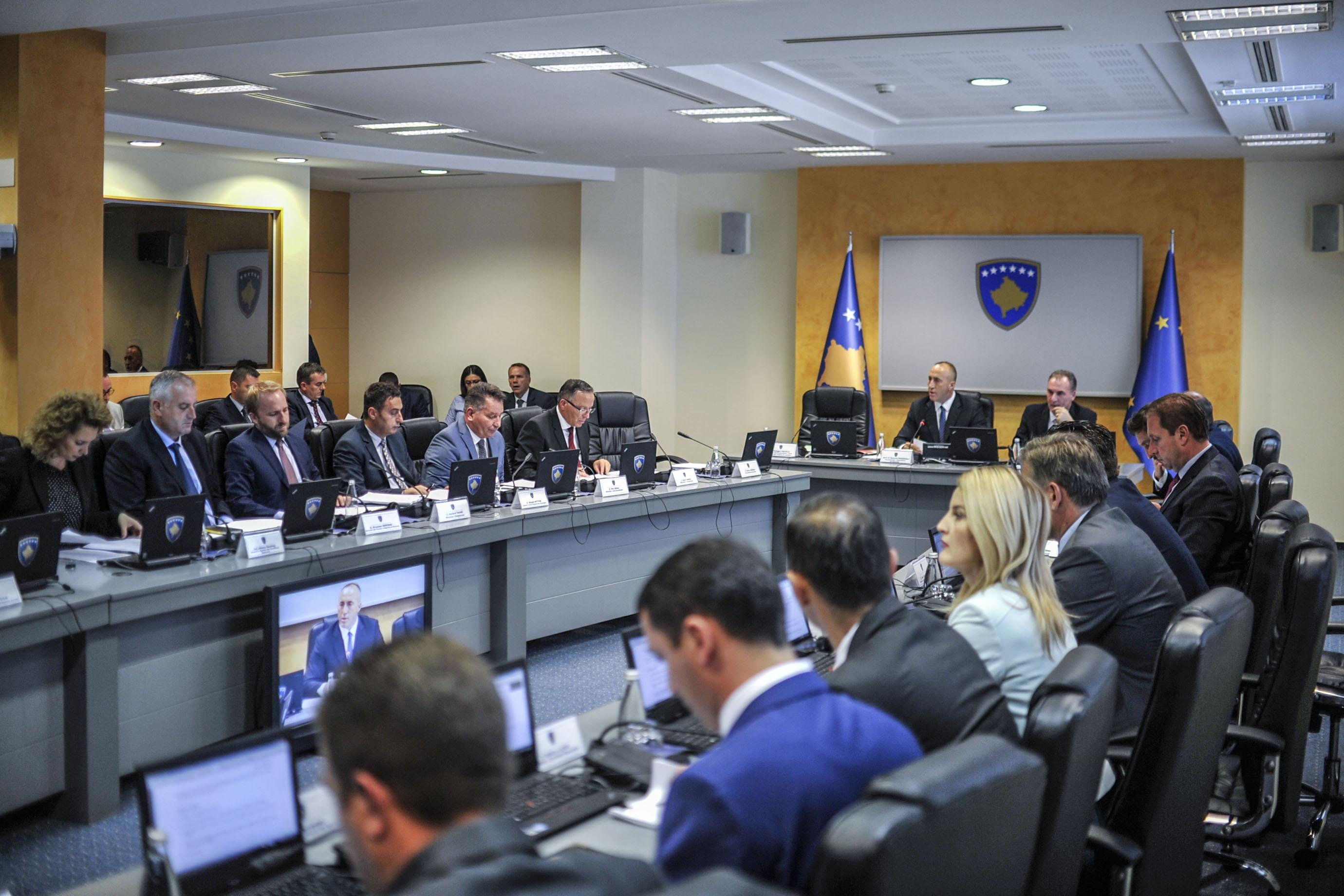 Kushtetuesja këtë javë do t'ia kufizojë punën Qeverisë Haradinaj