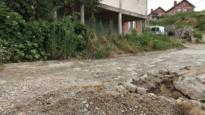 LVV: Pa kaluar 3 muaj të plotë rruga në Studençan ka nevojë përsëri për renovim
