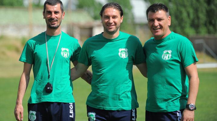 Pas largimit nga FC Ballkani, Manevski me skuadër të re