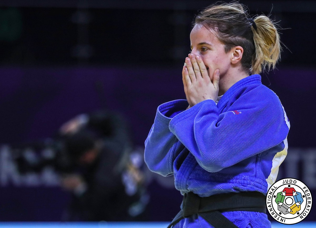 Distria Krasniqi fiton medaljen bronztë në Botërorin Tokio 2019
