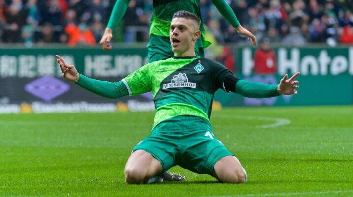 Milot Rashica e nis sot vitin 2020 me Werder Bremenin