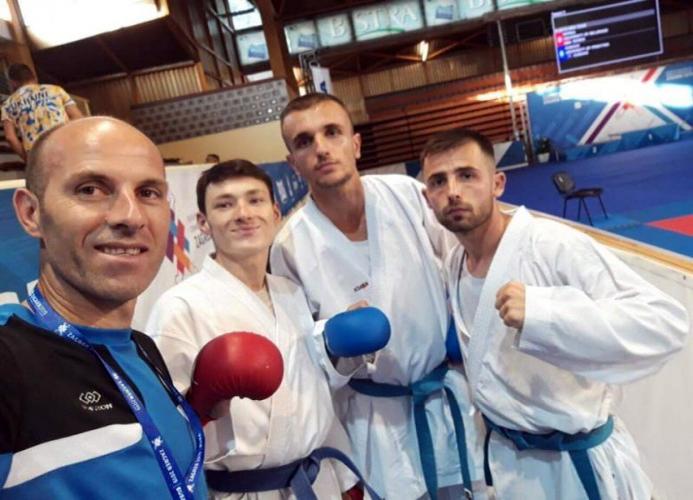 Karateistët e Kosovës mposhtin ekipin e Serbisë dhe Spanjës