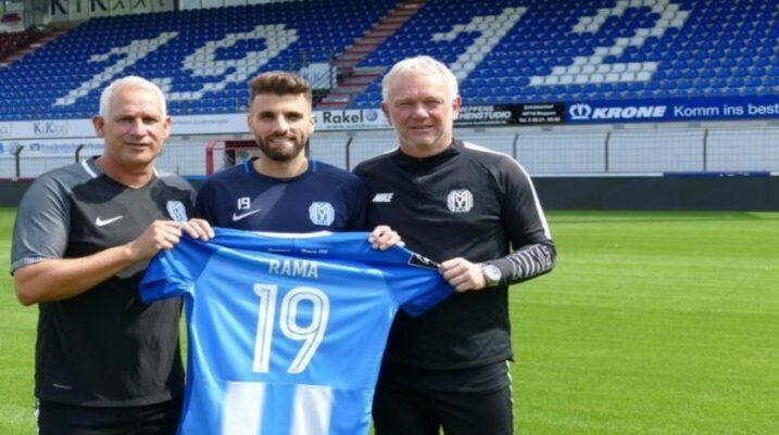 Zyrtare: Valdet Rama nënshkruan me klubin gjerman