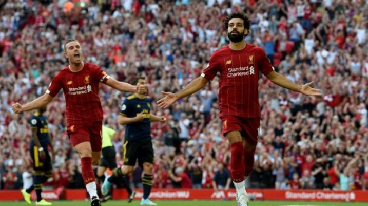 Liverpool fiton dhe dhuron spektakël ndaj Arsenalit
