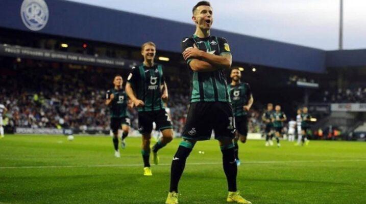 Ylli i Kosovës nuk ndalet, shënon sërish për Swansea