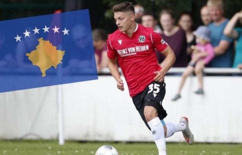 Florent Muslija ftohet nga trajneri i Kosovës për dy ndeshjet e shtatorit