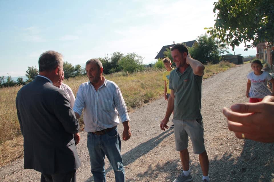 """Filluan punimet për ndërtimin e rrugës """"Malësia e Madhe"""", në fshatin Shirokë"""