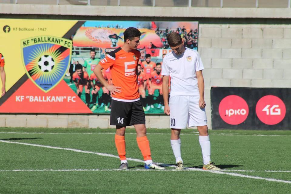 Miqësorja: FC Ballkani kundër FC Lirisë përfundoi me barazim