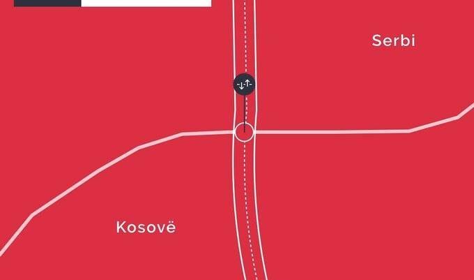 Bllokohen daljet e Kosovës, bashkatdhetarët presin deri në gjashtë orë