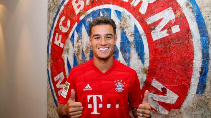 Coutinho do të jetë lojtari më i mirë në Gjermani