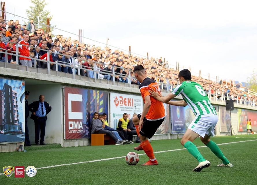 Feronikeli në 'gjumë', nuk njofton tifozët e tyre fare për humbjen ndaj FC Ballkanit