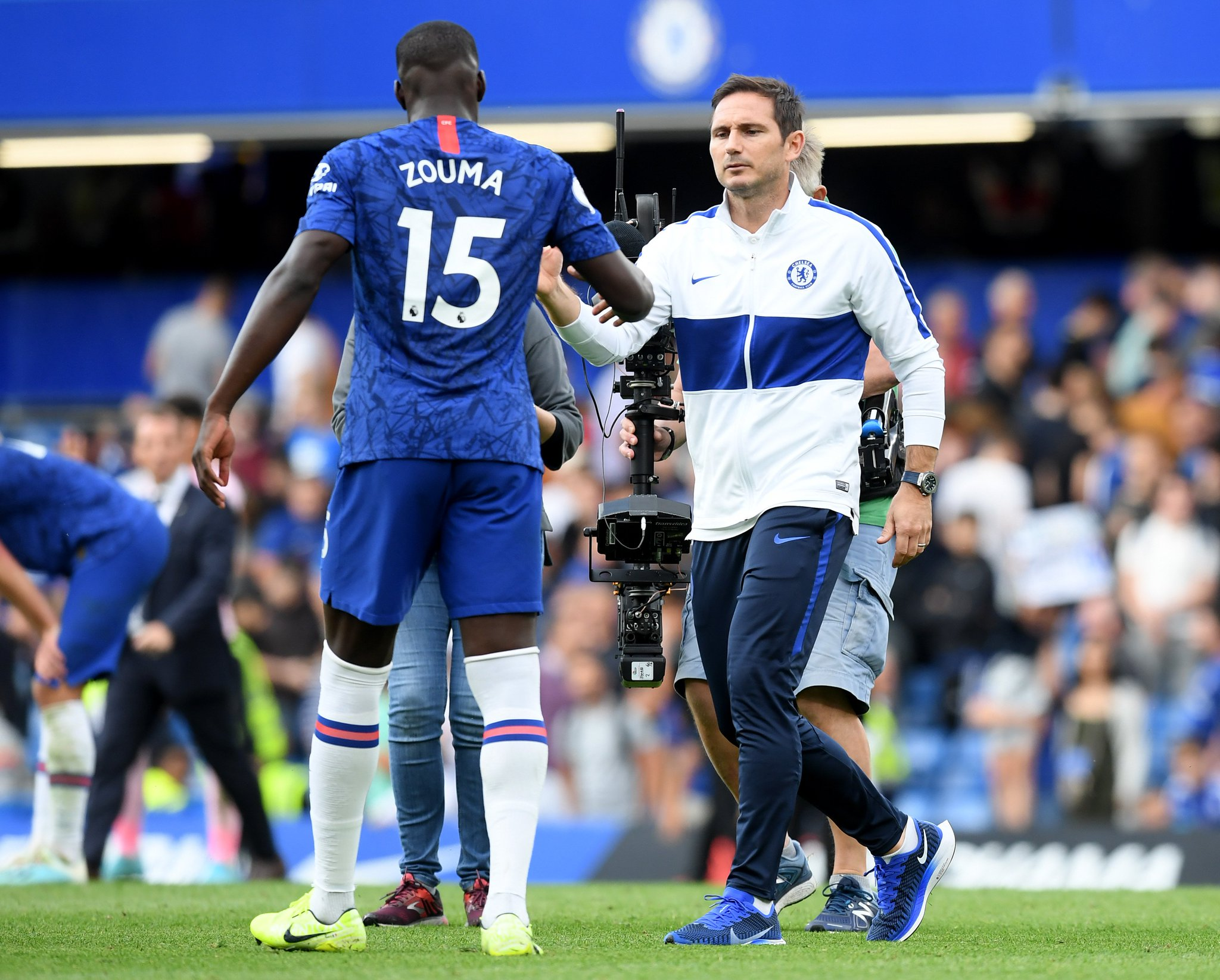 Lampardit nuk i ecën mirë, Chelsea vetëm barazim kundër Leicester