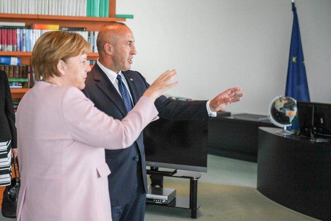 Haradinaj-Merkelit: Kosova është gati