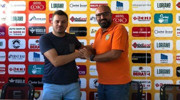 FC Ballkani forcon themelet, angazhon trajner në shkollën e futbollit