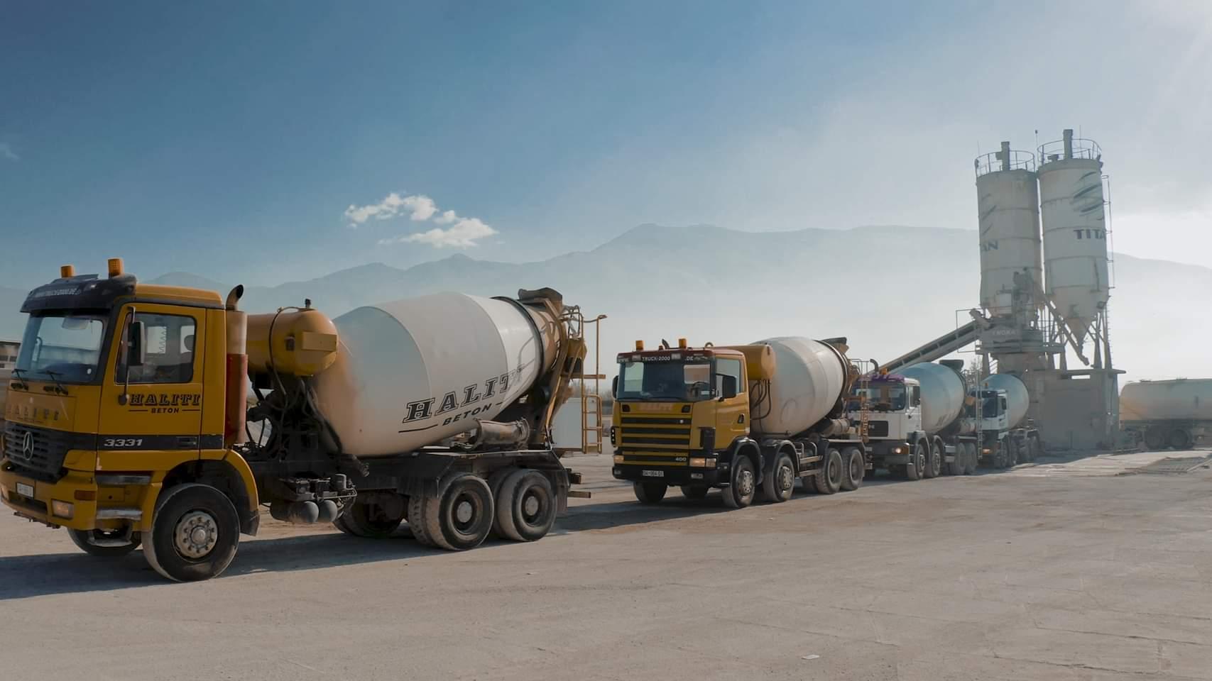 """Themele të sigurta të së ardhmes, N.T.P.SH """"HALITI"""", gjiganti i ndërtimit në Suharekë"""