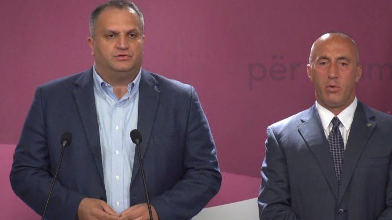 Koalicioni PSD-AAK është i vetmi që mund t'i dalë ballë sfidave që e presin Kosovën