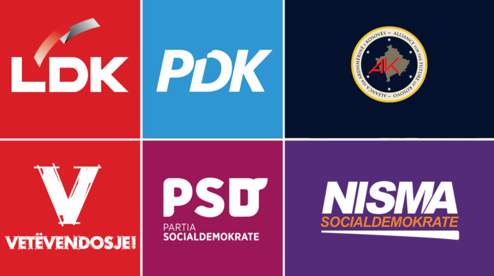 Para zgjedhjeve partitë bojkotojnë PDK-në