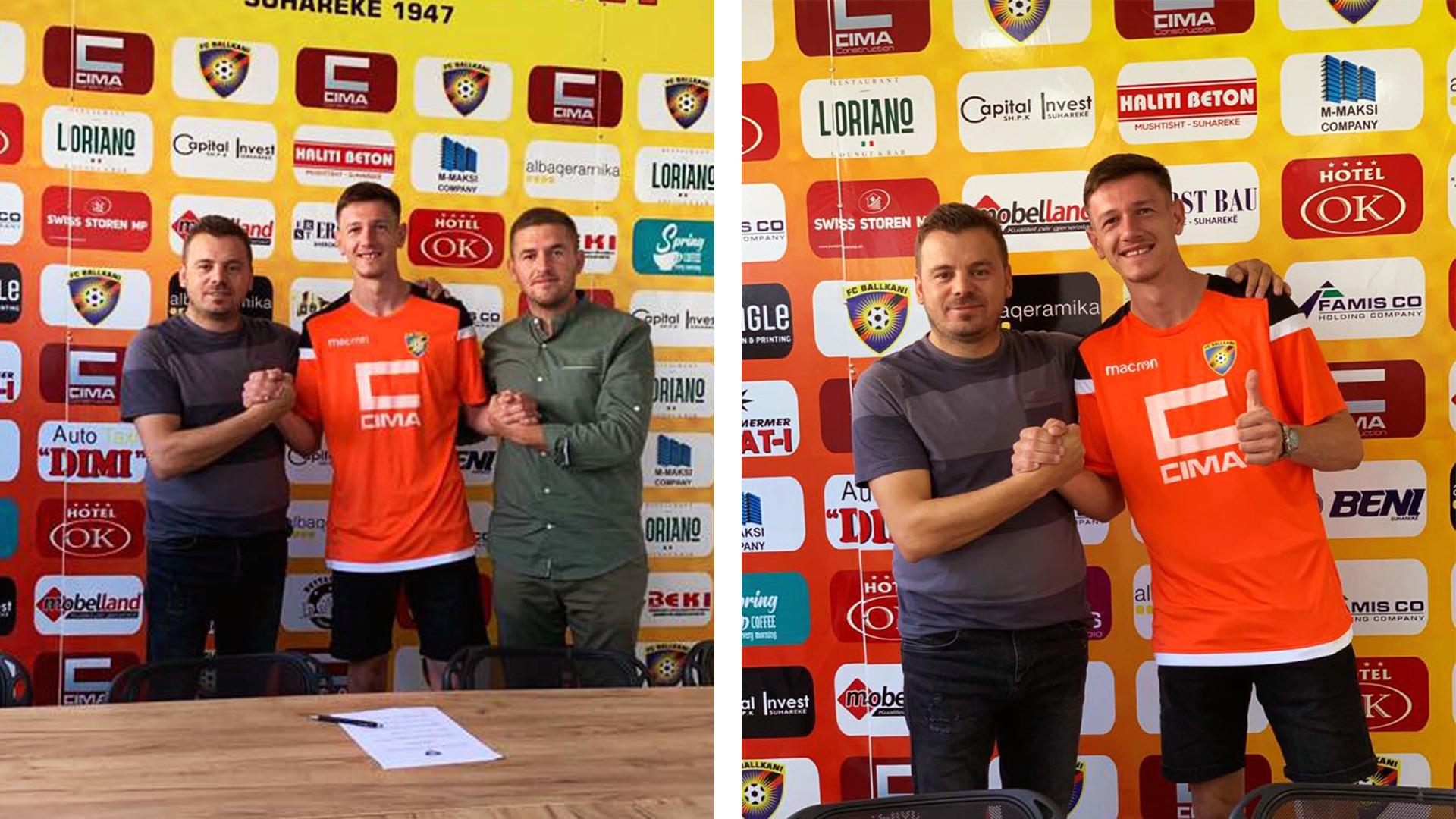 Zyrtare: FC Ballkani transferon yllin e Ferizajt
