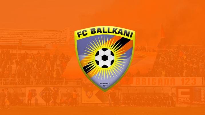 FC Ballkani uron qytetarët e Kosovës në 12 vjetorin e Pavarësisë