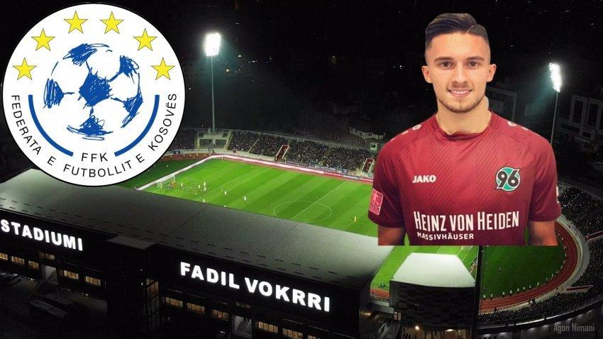 Valdrin Mustafa, 'diamanti' i ri që i bashkohet Kombëtares së Kosovës