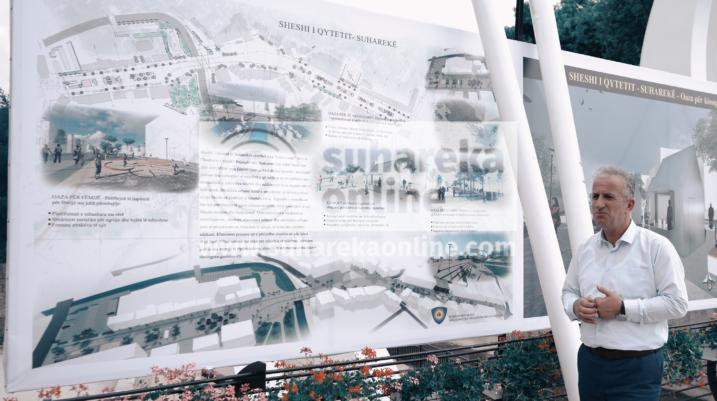 [VIDEO] 3.5 deri 4 milion euro për sheshin e qytetit në Suharekë