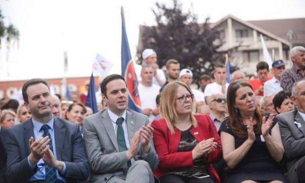 Deputetja e LDK'së: Sot do të ketë fitore, festë dhe fuqizim