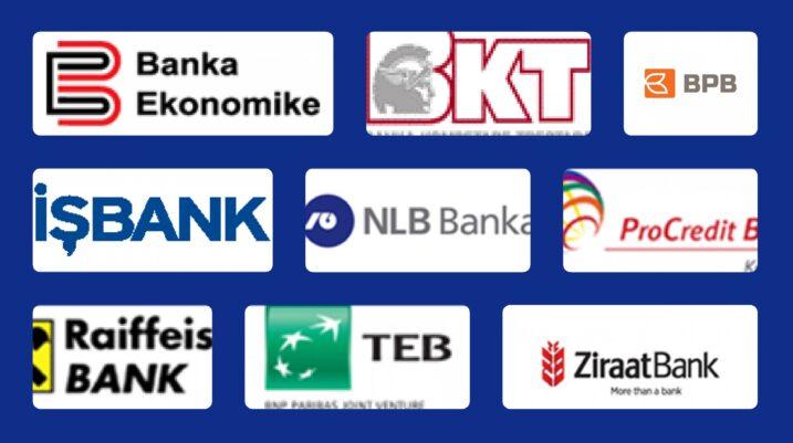 Bankat po i shkatërrojnë bizneset në Kosovë