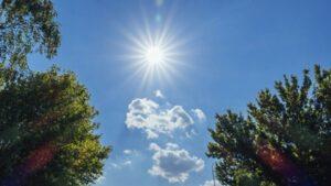 Sot mot i vranët dhe intervale me diell