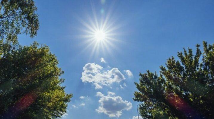 Moti sot në Suharekë, me ngritje temperaturash
