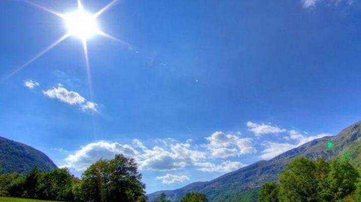 Moti në Suharekë, temperaturat arrijnë deri në 33 gradë