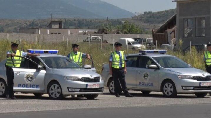 Për 24 orë, 42 aksidente e 19 persona të arrestuar