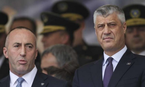 """Pasi Ramush Haradinaj i zuri në """"befasi"""", kështu i 'hakmerret' Hashim Thaçi"""