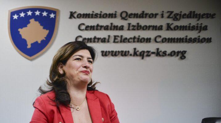 Kryetarja e KQZ-së informon shtetet e QUINT-it për zgjedhjet e 6 tetorit