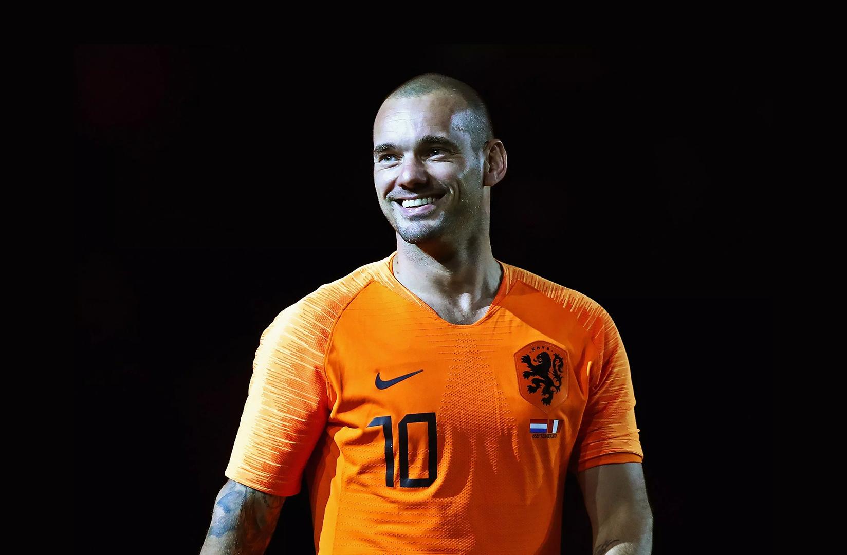 Legjenda e futbollit, Sneijder pensionohet nga futbolli
