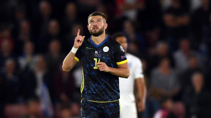 Po vërehet suksesi i Kosovës, Berisha në formacion me Ronaldon dhe De Bruyne
