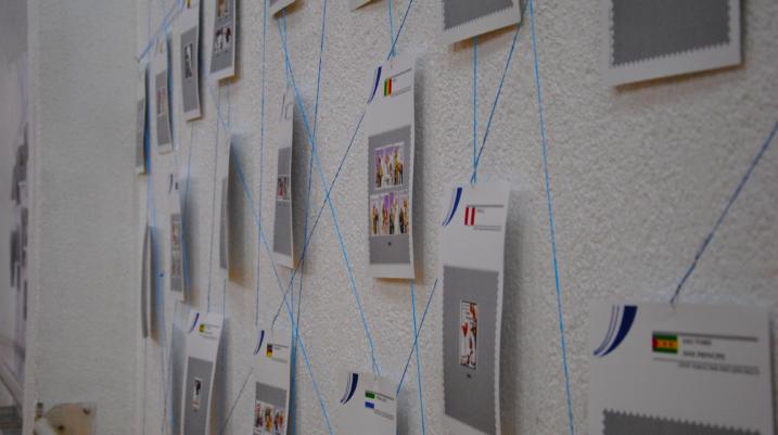 Festari 2019 / E rrallë, 118 pulla të 118 shteteve me imazhin e Nënë Terezës