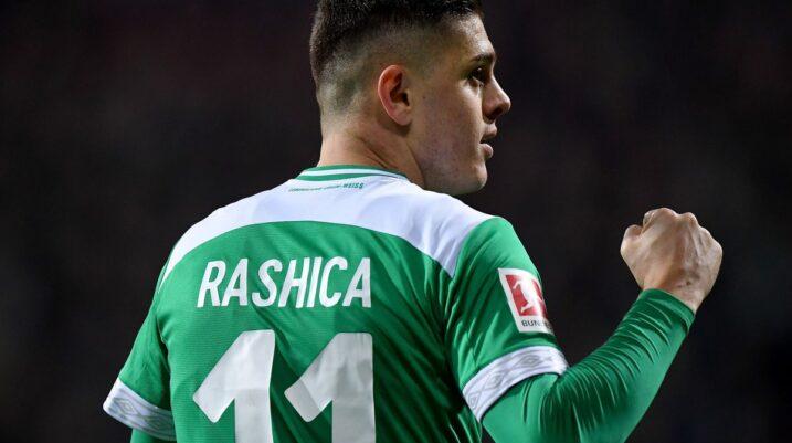 Lajm i mirë për Kosovën dhe Werder Bremenin: Rikuperohet Milot Rashica