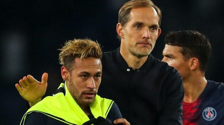 Trajneri i PSG-së: Neymar është 100 përqind me ne