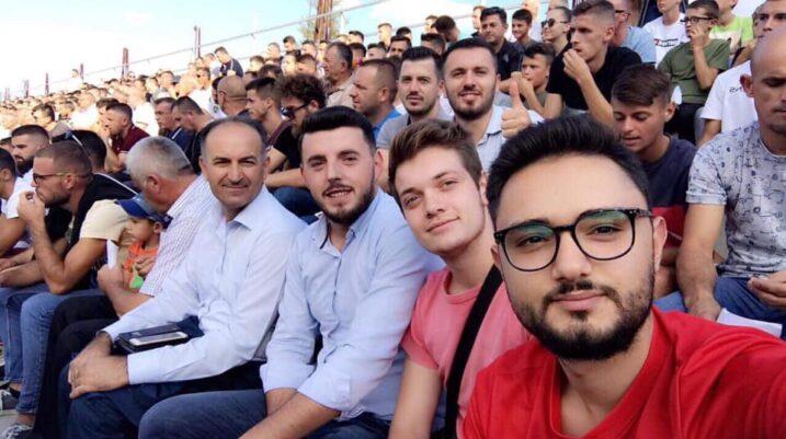 Vataj përcjell ndeshjen dhe uron Ballkanin për fitoren ndaj Trepçës