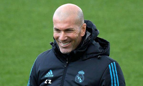 Rikthehet mbreti i Ligës së Kampionëve, Zinedine Zidane
