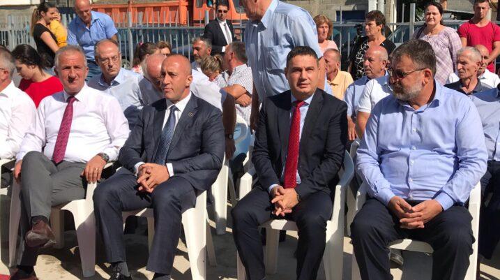"""Përurohet shkolla """"Vaso Pashë Shkodrani"""" në fshatin Tërrnje"""