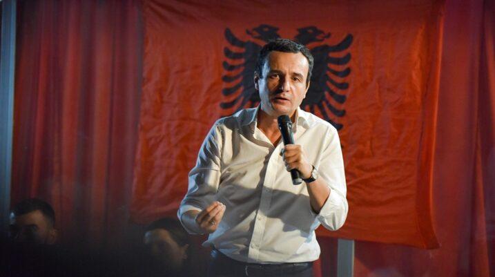 Albin Kurti: Nuk mund askush t'ia fal borxhet e luftës Serbisë