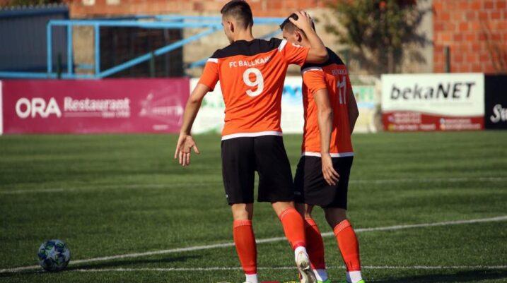 Ballkani me dy gola të shpejtë ndaj Trepçës '89, humbet edhe një penallti