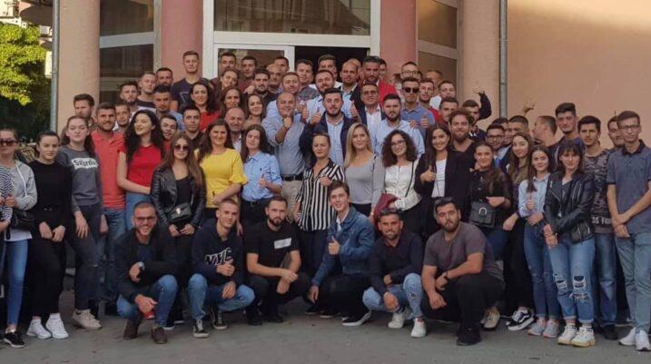Ramë Vataj nga Suhareka: Rinia Demokratike e Kosovës gjithmonë i ka sjellë fitoren PDK-së