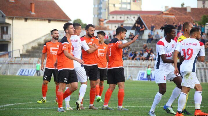 Të enjten Ballkani pret Flamurtarin në stadiumin e Suharekës