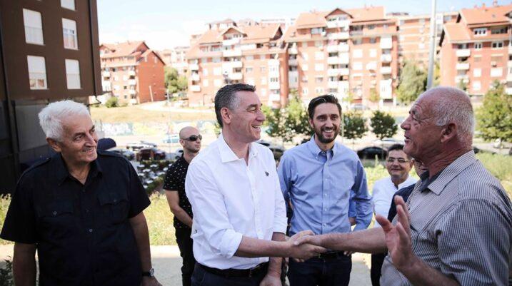 Veseli ka një premtim për qytetarët që kanë blerë banesa por nuk e posedojnë pronësinë e tyre