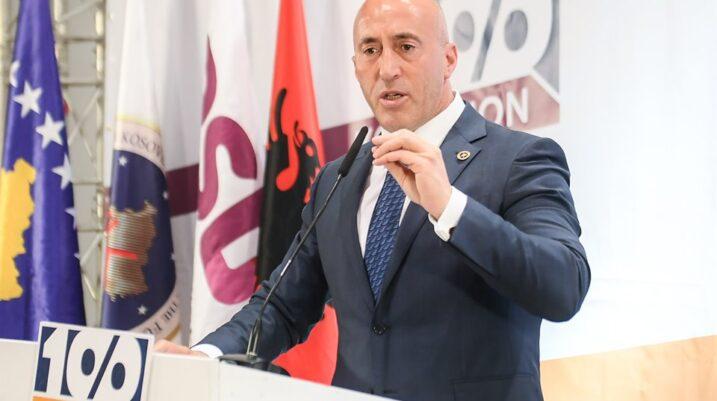 Haradinaj: I pengova Thaçin, Ramën e Vuçiqin që ta ndanin Kosovën, i shpëtova 10 miliardë euro