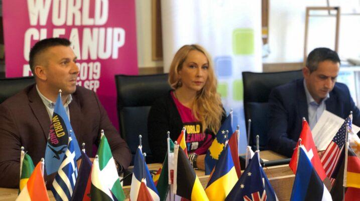 Kosova koordinon aksionin botërorë të pastrimit me 157 shtete